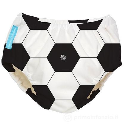 Costume Contenitivo e Mutandina Trainer 2 in 1 Soccer