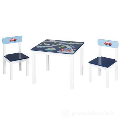 Set tavolo sedie Pilota