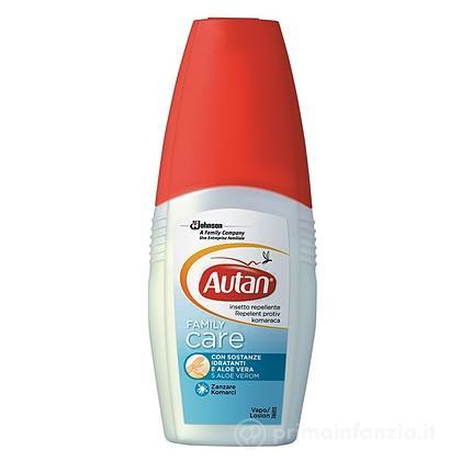 Spray Antizanzare Family Care Vapo 100 ml