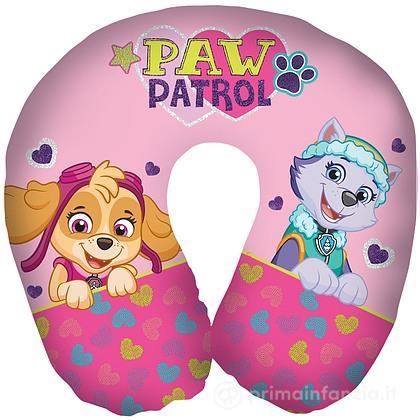 Cuscino da viaggio Paw Patrol Girl