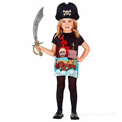 Costume Pirata Bambina 1-2 anni