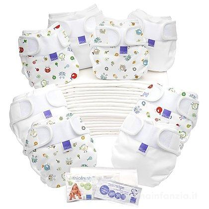 Set pannolini lavabili Miosoft Birth to Potty
