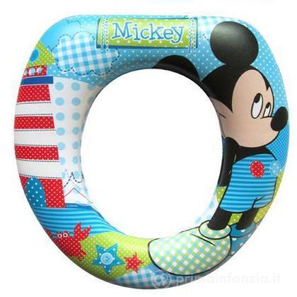 Riduttore WC morbido Mickey
