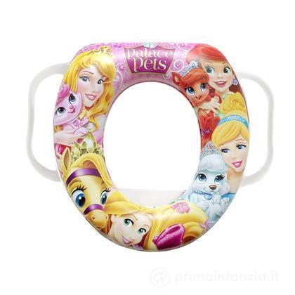 Riduttore WC soft con manici Princess