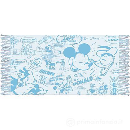 Pareo-Telo mare Mickey e Paperino
