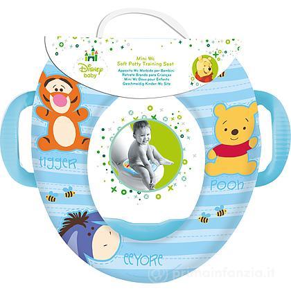Riduttore WC morbido con maniglie Winnie the Pooh