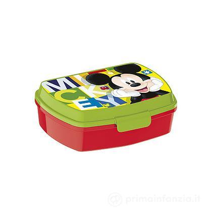 Porta pranzo Mickey Mouse Watercolors