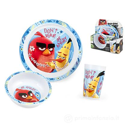 Set pappa Angry Birds 3pz
