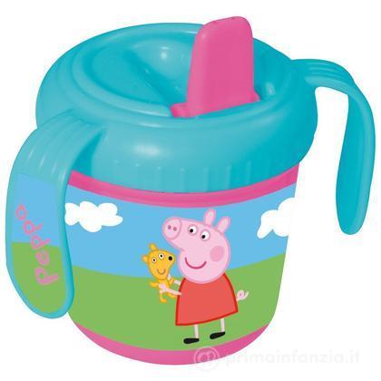 Tazza con manici Peppa Pig