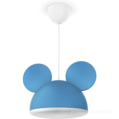 Lampada a sospensione sagomata Mickey Mouse