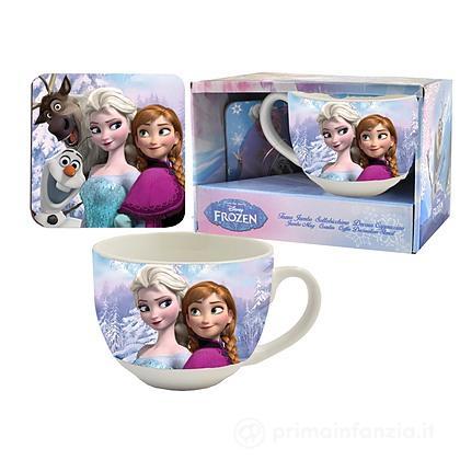 Tazza e sottobicchiere Frozen