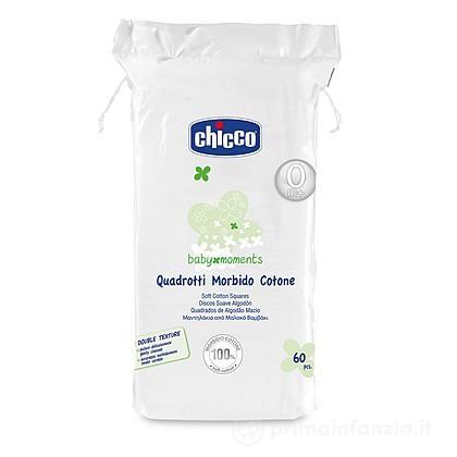 Cotone in Quadrotti 60pz