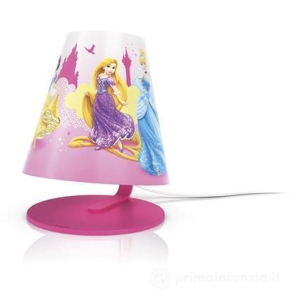 Lampada da tavolo LED Princesse