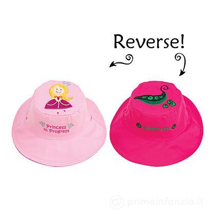 Cappellino Estivo Reversibile Principessa