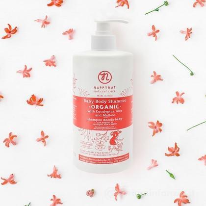 Shampoo Doccia Aloe Malva Eucalipto 450 ml