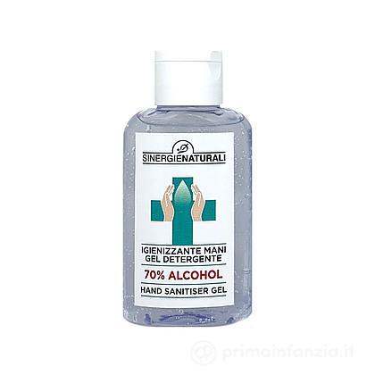 Gel Igienizzante Mani 70% senza risciacquo 80 ml