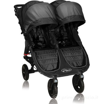 Passeggino gemellare City Mini Double GT