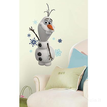 Adesivi murali rimovibili Frozen Olaf The Snow Man