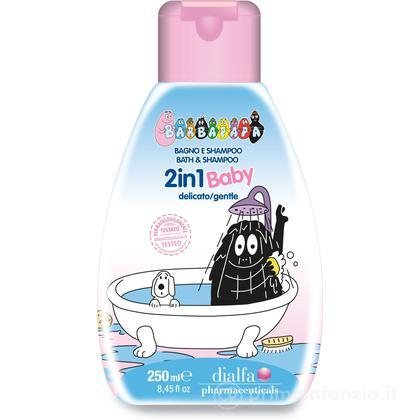 2 in 1 Bagnoschiuma & Shampoo Barbapapà