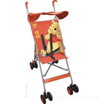Passeggino ad ombrello con capottina Winnie the Pooh