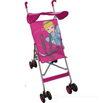 Passeggino ad ombrello con capottina Principesse