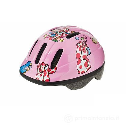 Casco bici Pimpa Rosa