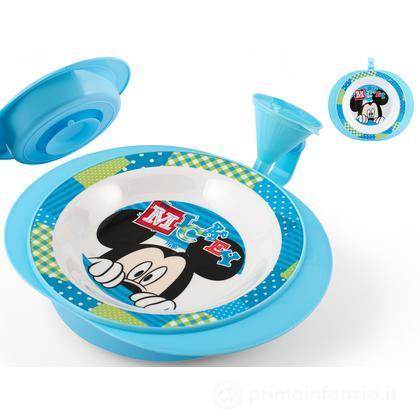 Piatto pappa calda Mickey