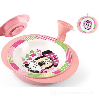 Piatto pappa calda Minnie