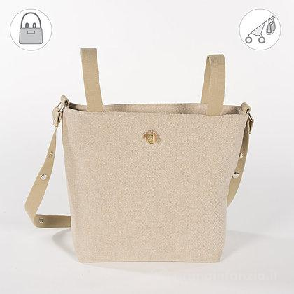 Borsa passeggino Sweet Tweed