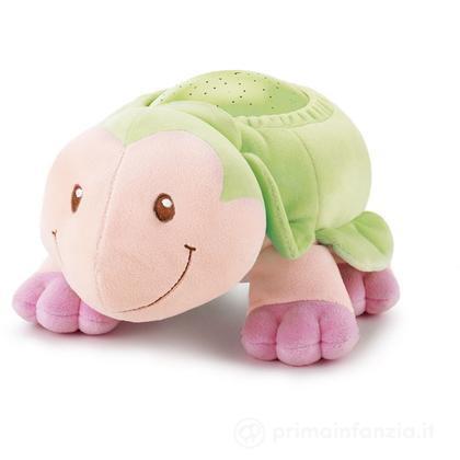 Tartaruga proietta luci