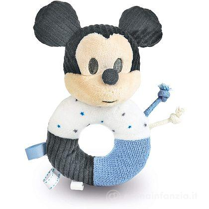 Sonaglio Morbido Baby Mickey Mouse