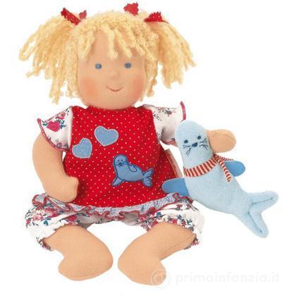 Bambola Waldorf Baby Carla Mare