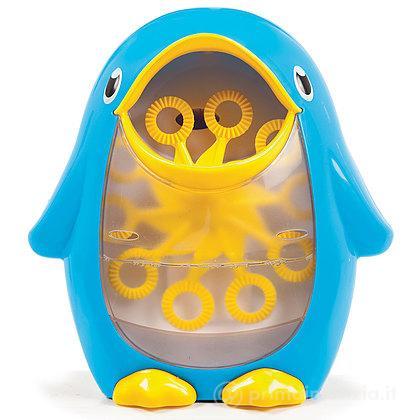 Gioco bagnetto Pinguino spara bolle