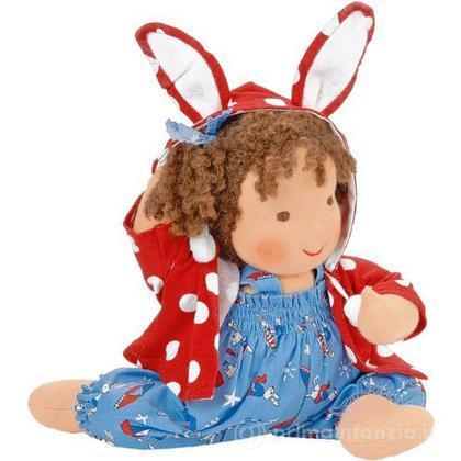 Bambola Waldorf Baby Carla Mare coniglietto