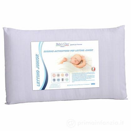 Cuscino per letto junior antisoffoco