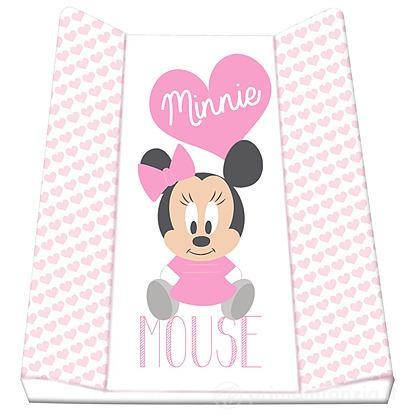 Fasciatoio morbido Minnie con sponde