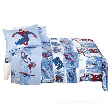 Completo lenzuola Spider-Man Fumetto