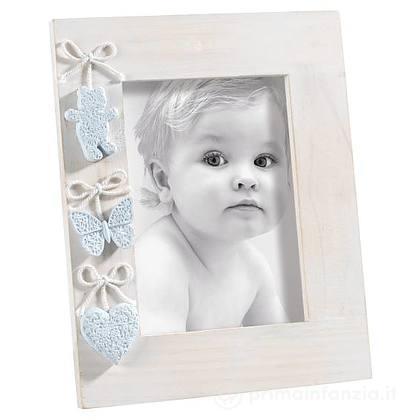 Cornice Portafoto 13 x 18 cm azzurro
