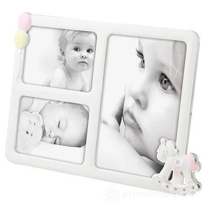Cornice Portafoto Multipla Bambina