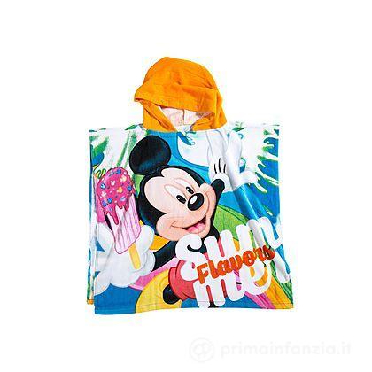 Accappatoio Poncho Mickey Summer