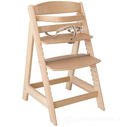 Seggiolone in legno Sit Up III