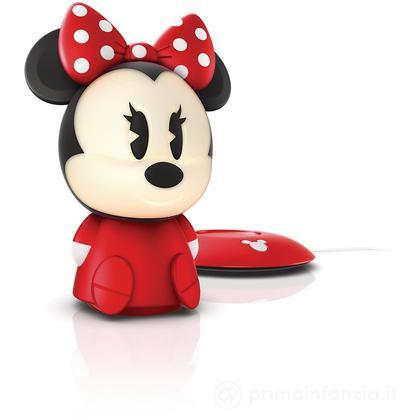 Lucina da notte LED Minnie SoftPal portatile