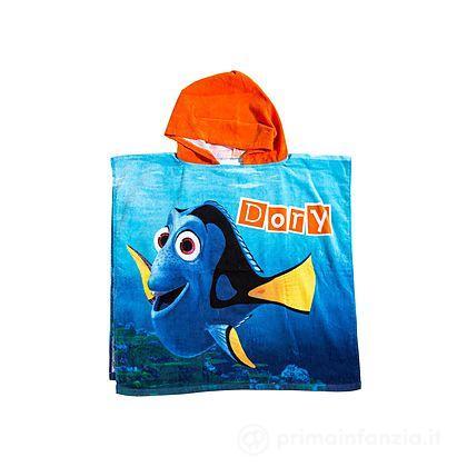 Accappatoio Poncho Dory e Nemo