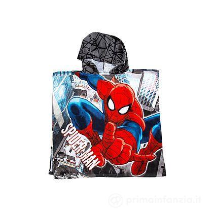 Accappatoio Poncho Spider-Man