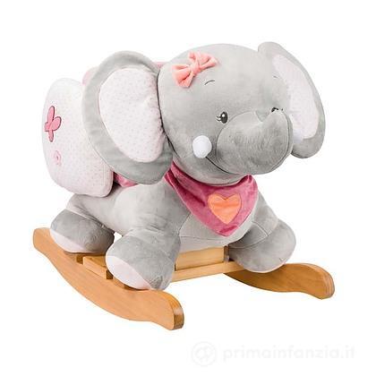 Dondolo Elefante Nattou.Dondolo Adele Elefante