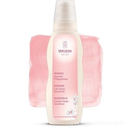 Crema Fluida Mandorla Sensitive 200 ml