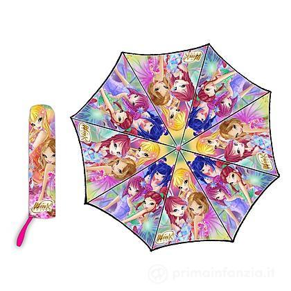 Ombrello pieghevole Winx