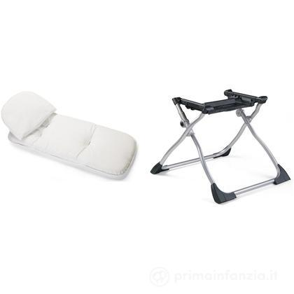Kit culla XL Bassinet + Completo antisoffoco