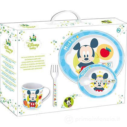 Set pappa 5pz Mickey Baby