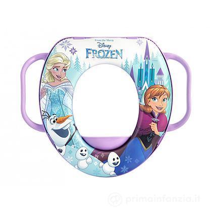 Riduttore WC soft con manici Frozen